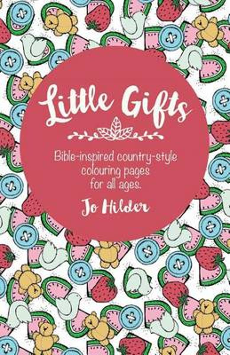 Little Gifts Colouring Book