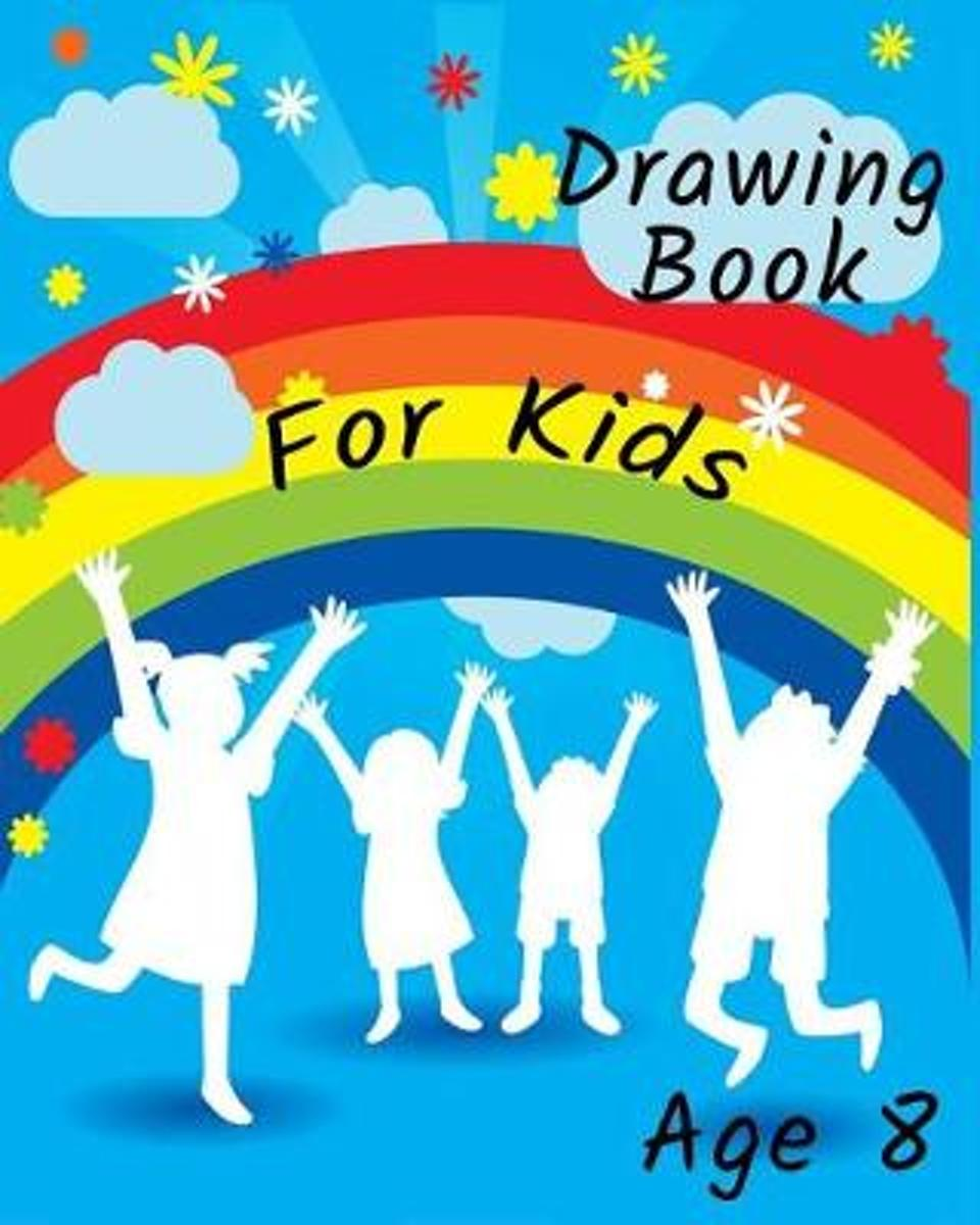 Drawing Book for Kids Age 8