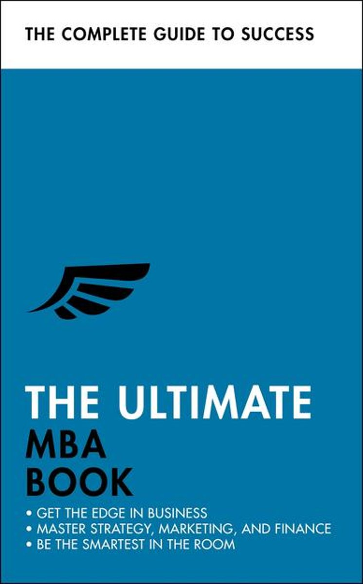 The Ultimate MBA Book