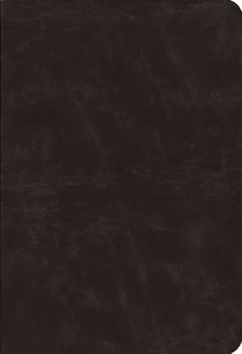 NIV, Life Application Study Bible, Bonded Leather, Black