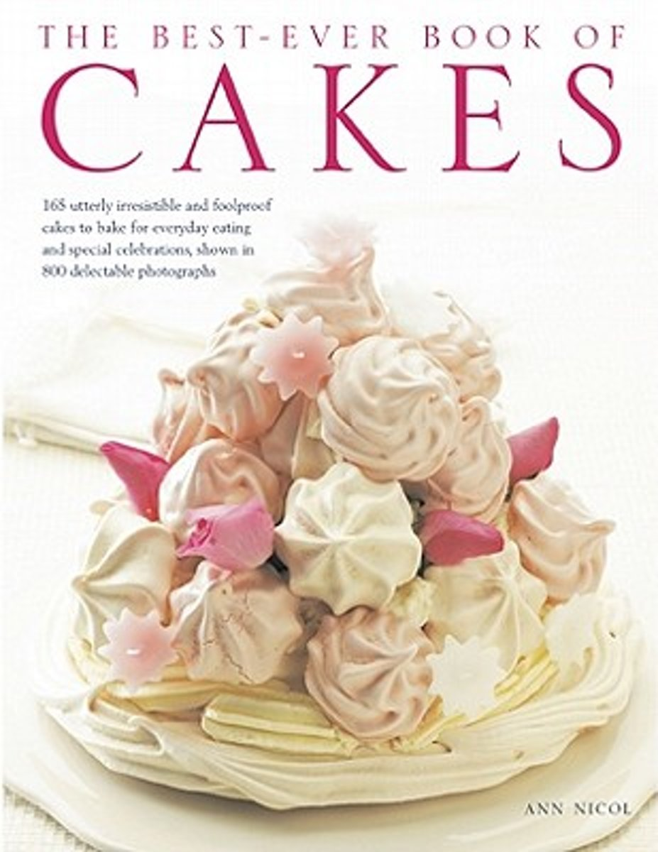 Best-Ever Book of Cakes