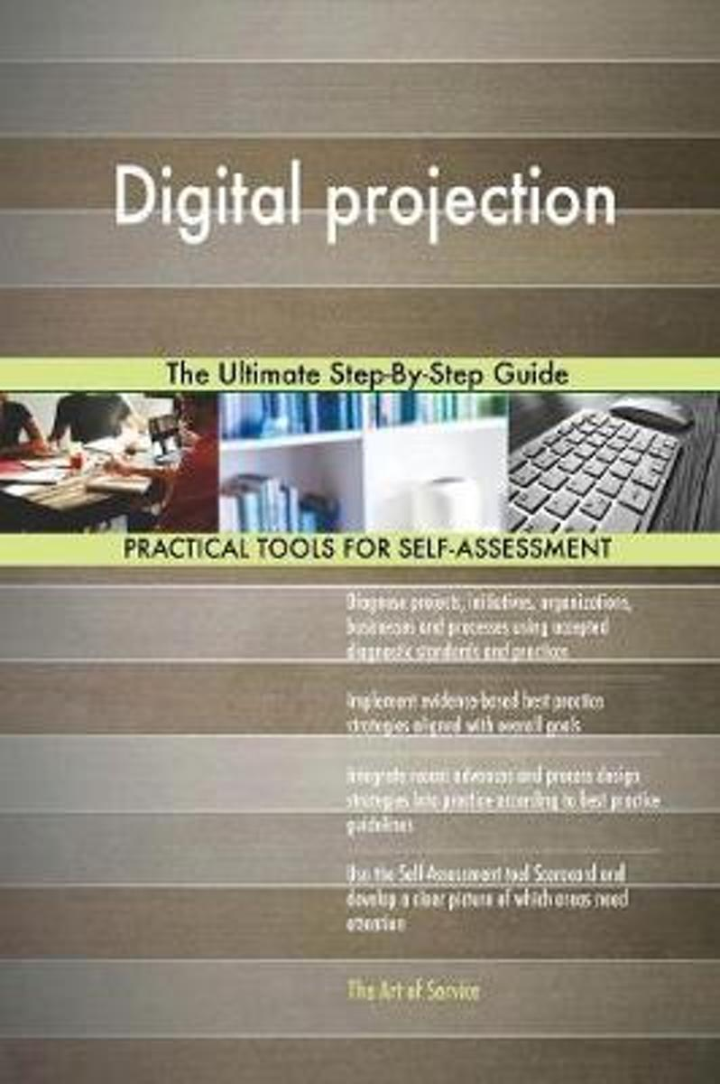 Digital Projection the Ultimate Step-By-Step Guide