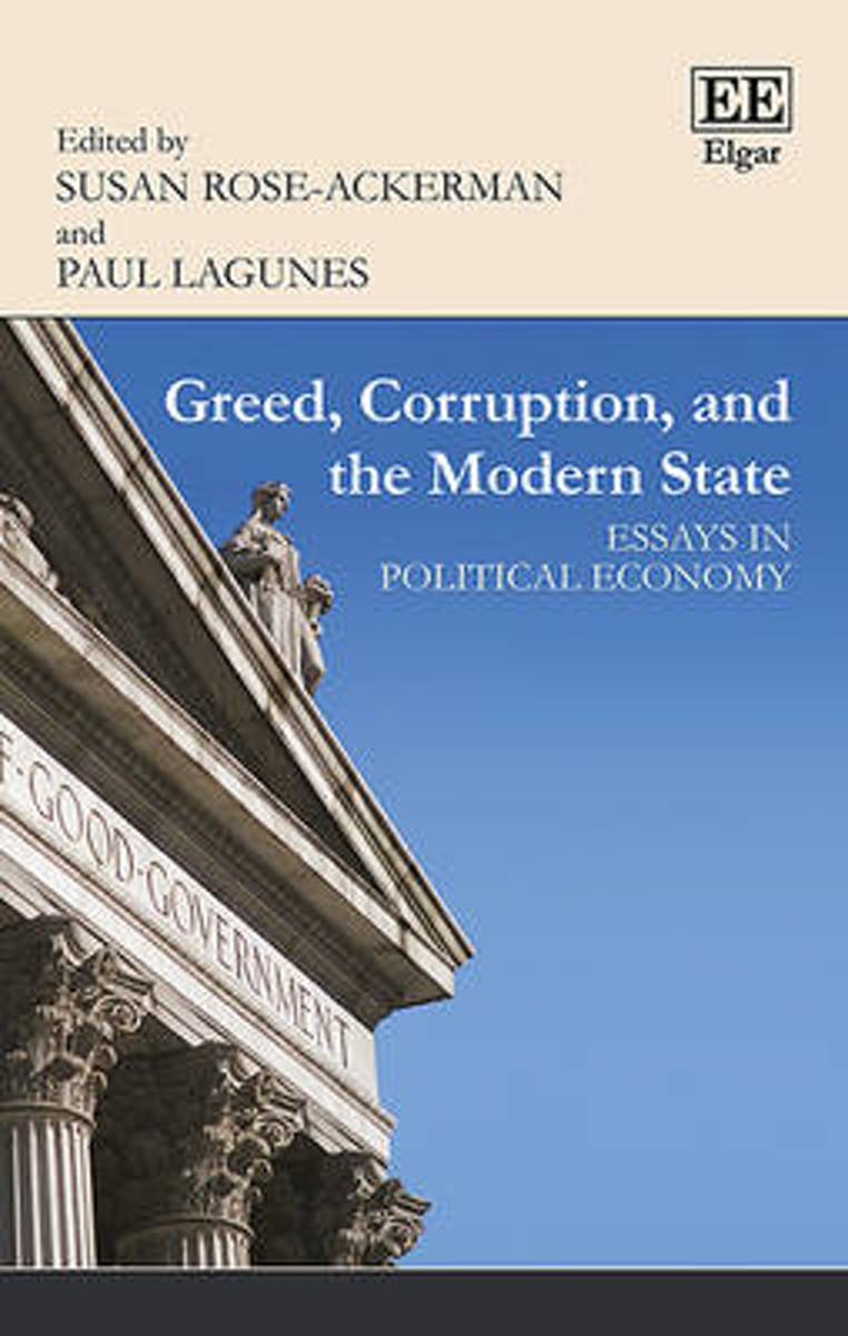 Greed, Corruption, and the Modern State