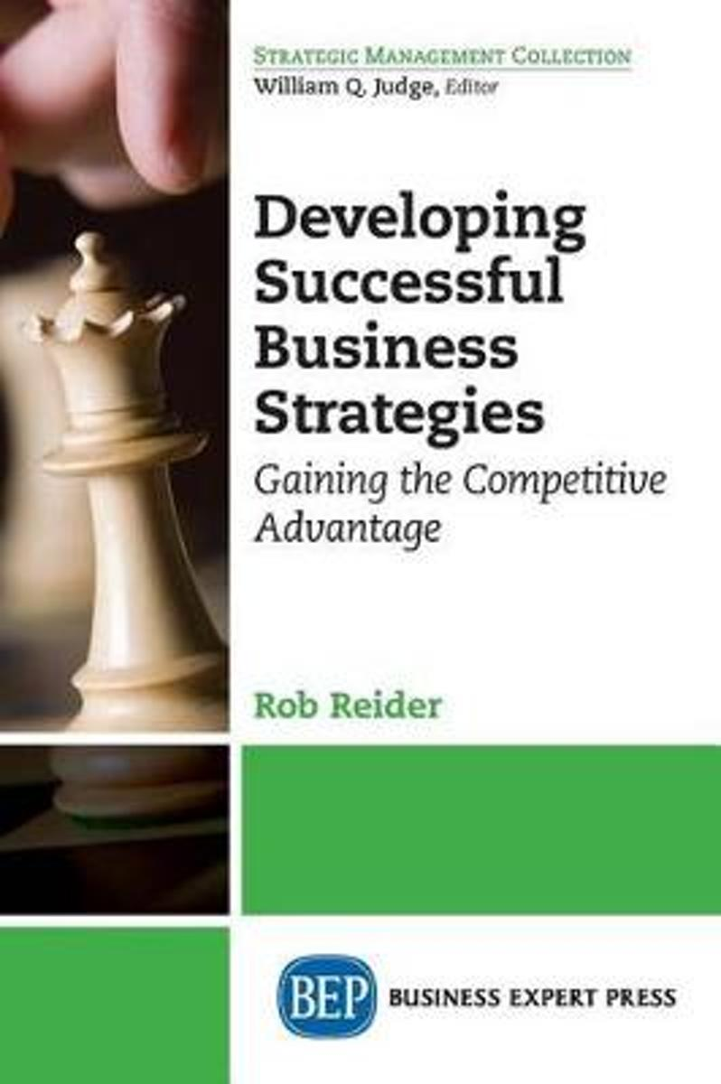 Developing Successful Business Strategies
