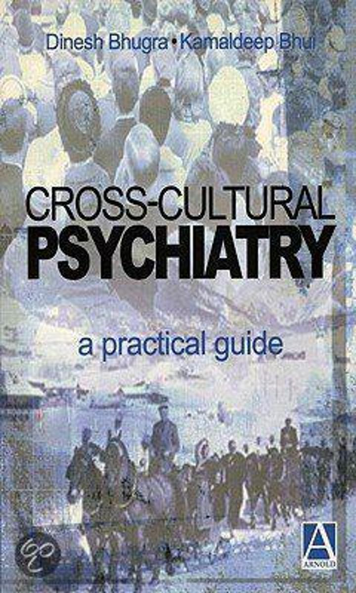 Cross-Cultural Psychiatry