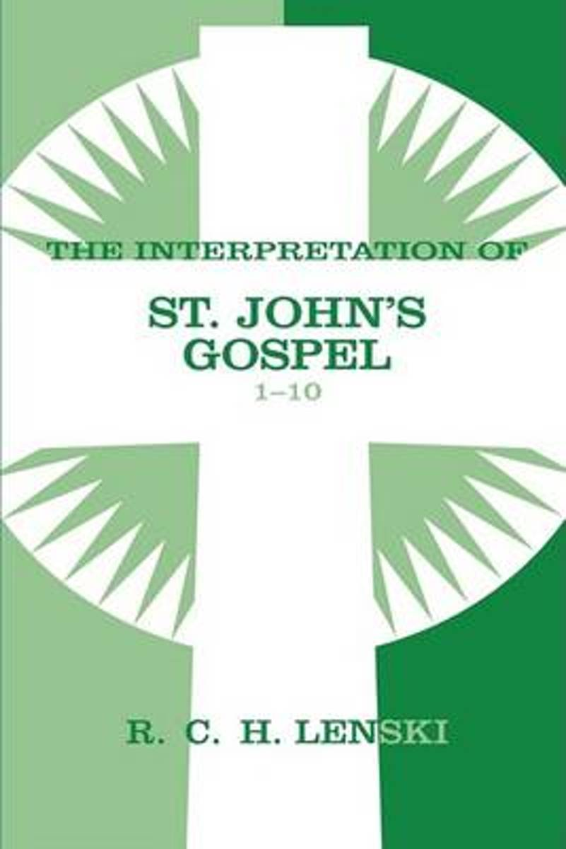 Interpretation of St.John's Gospel