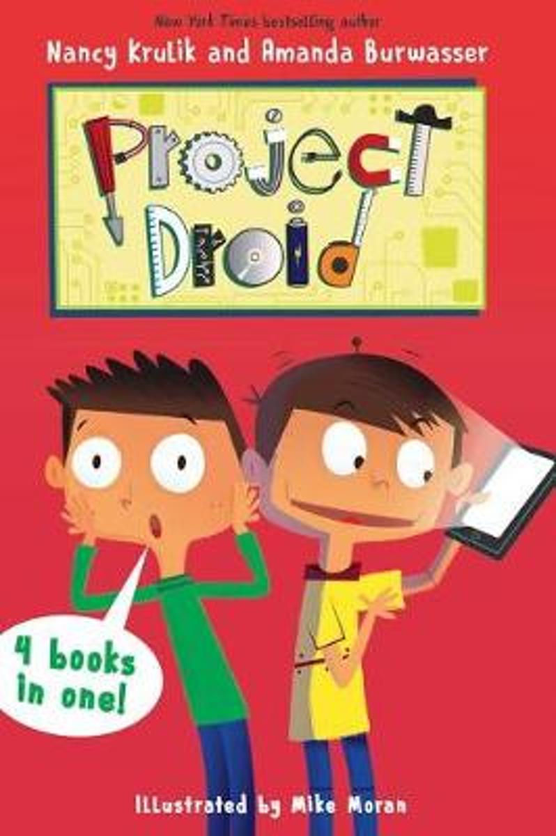 Project Droid 4 Books in 1!