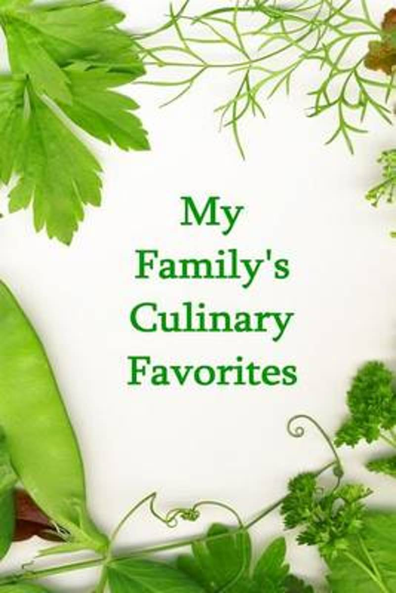 My Family's Culinary Favorites