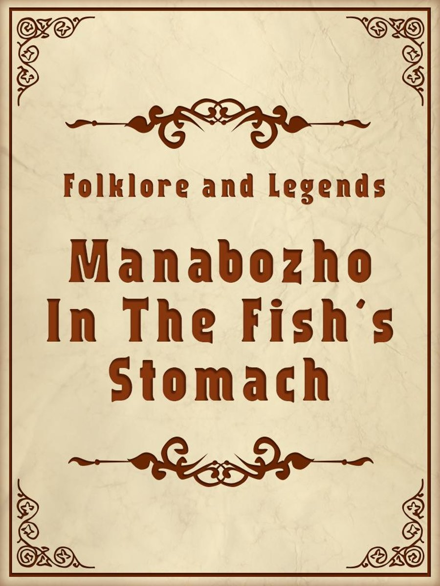 Manabozho In The Fish's Stomach