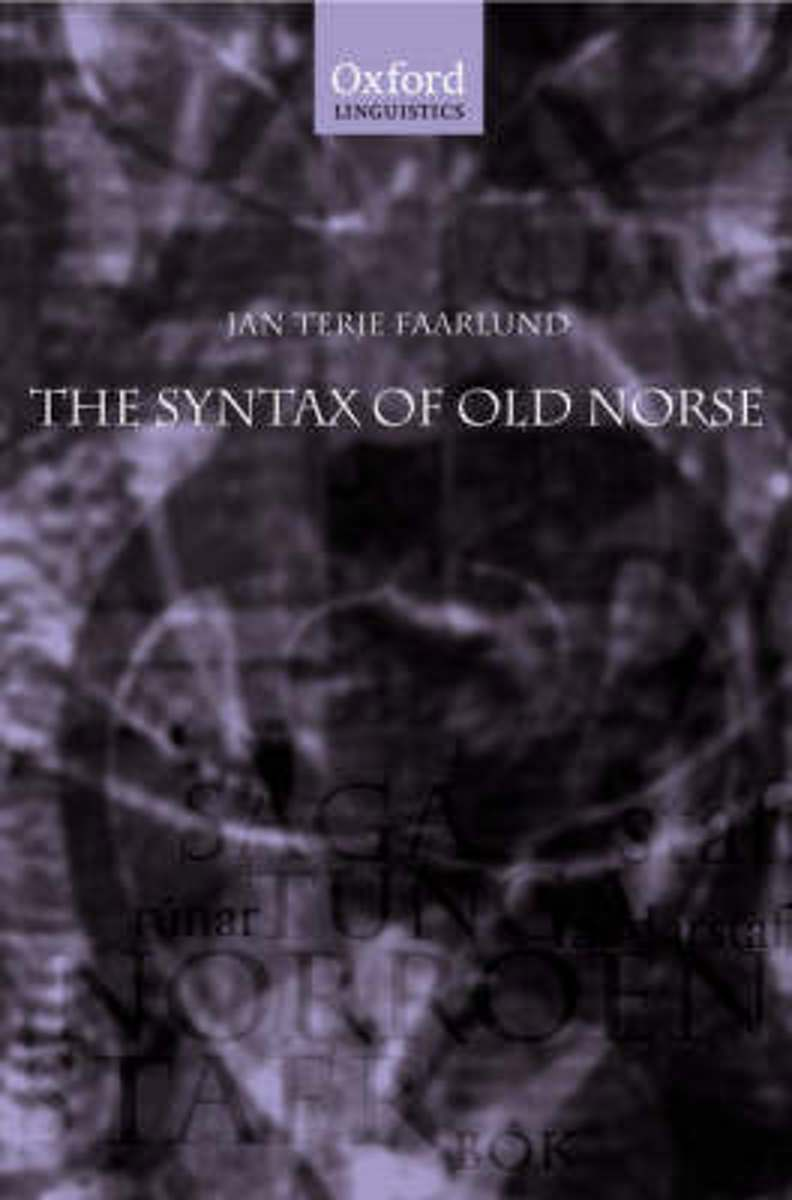The Syntax of Old Norse