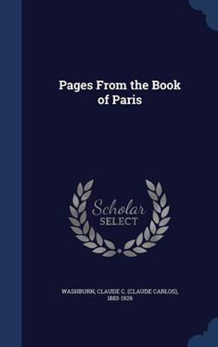 Pages from the Book of Paris