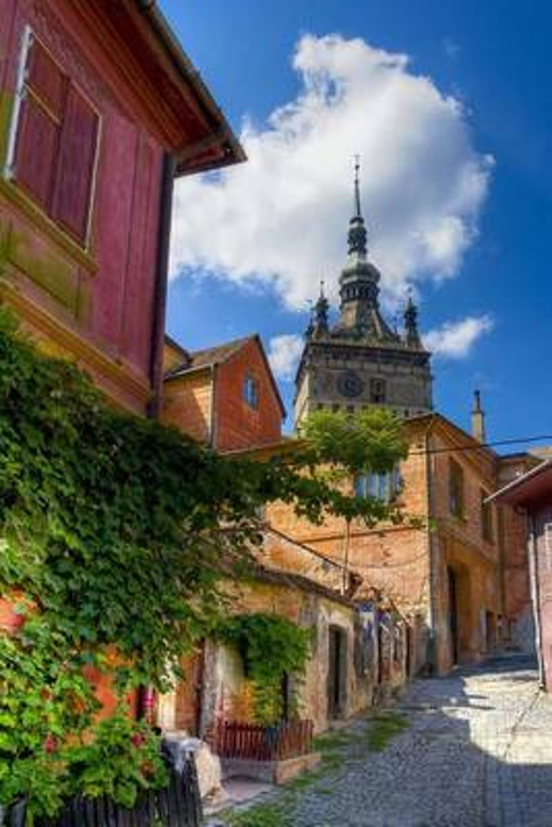 Sighisoara Romania Journal