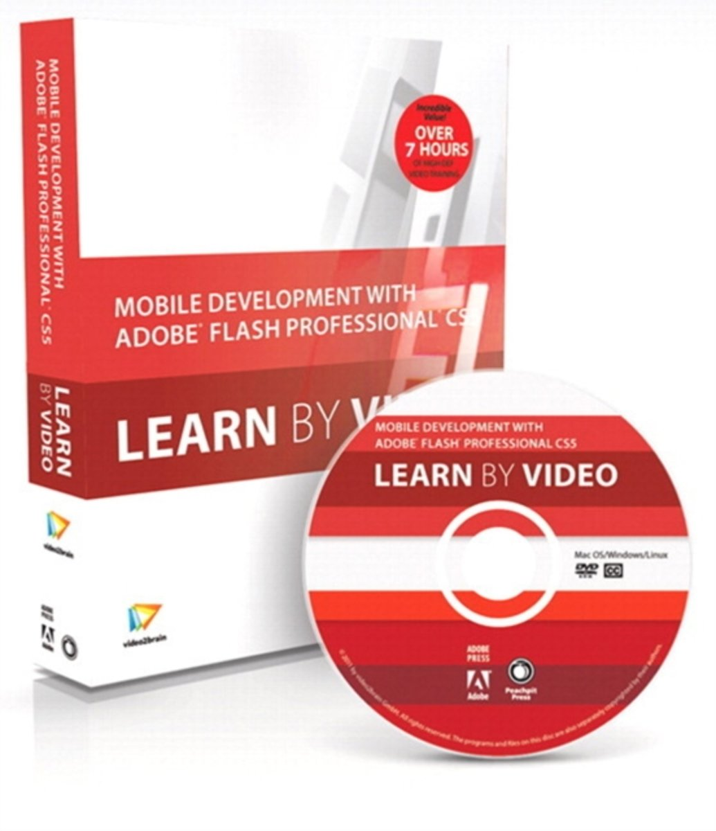 Mobile Development with Adobe Flash Professional CS5.5 and Flash Builder 4.5