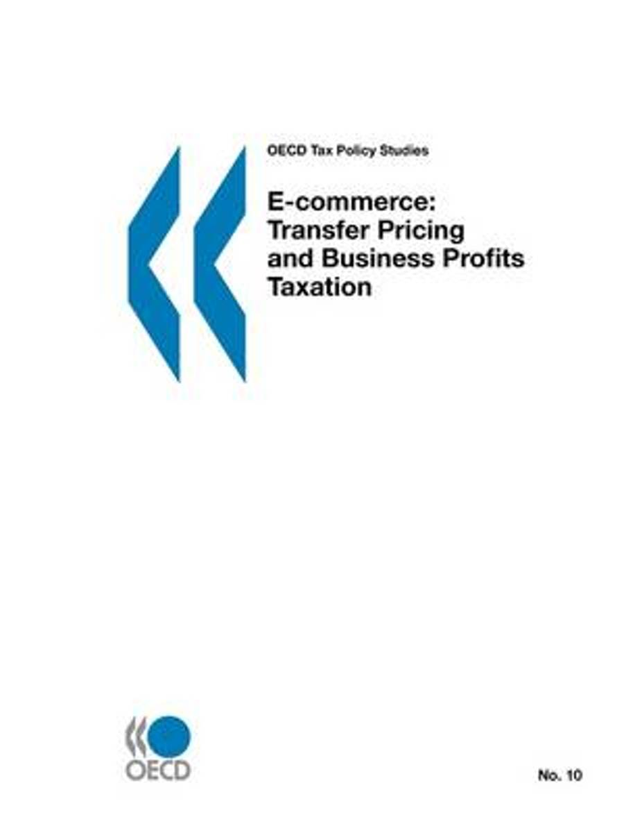 OECD Tax Policy Studies E-commerce