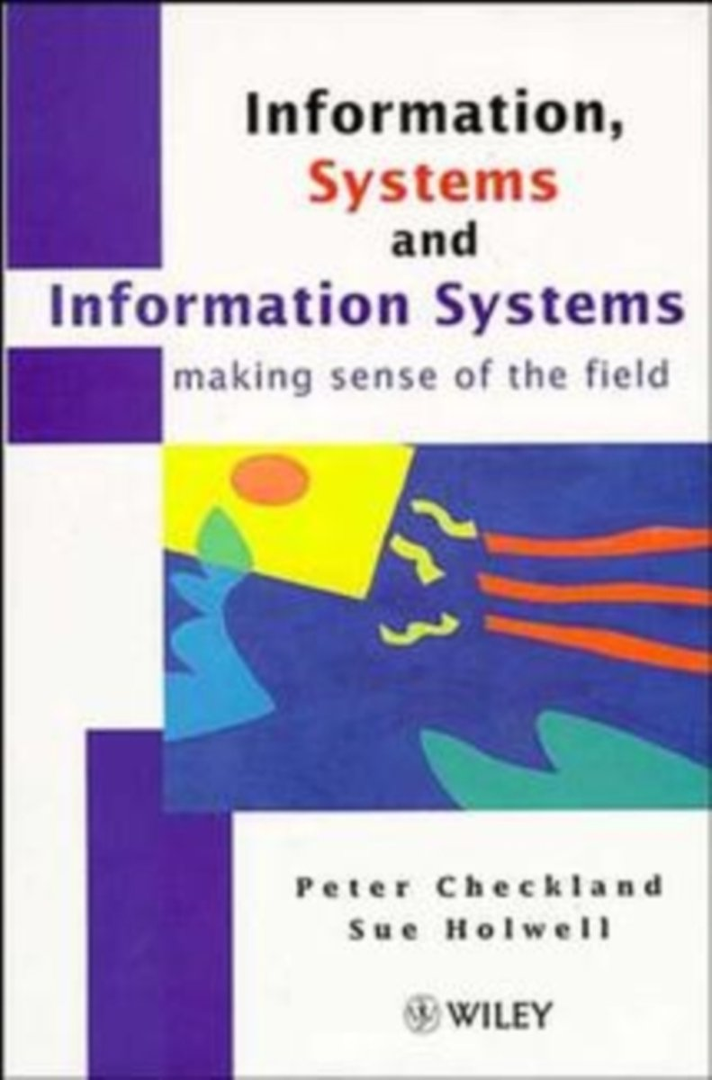 Information, Systems and Information Systems