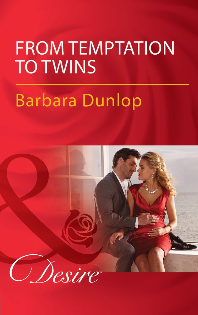 From Temptation To Twins (Mills & Boon Desire) (Whiskey Bay Brides, Book 1)