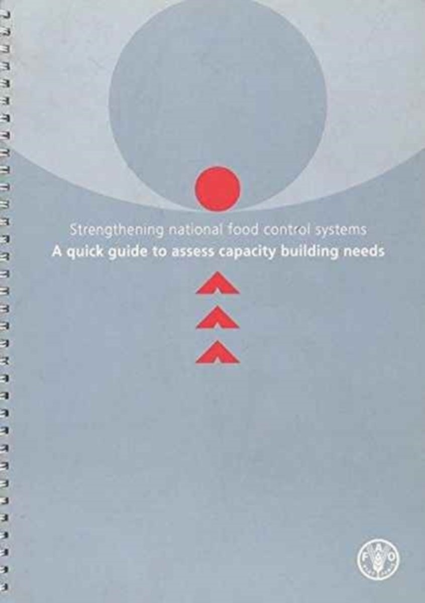 Strengthening national food control systems