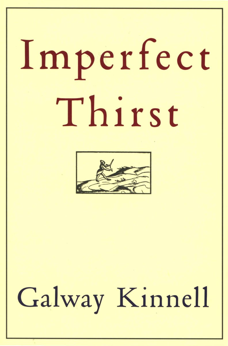 Imperfect Thirst