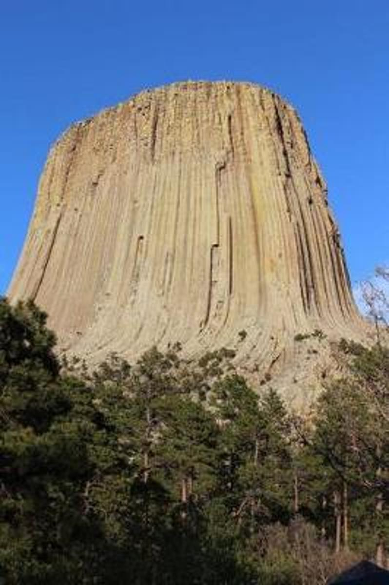 Devils Tower, Wyoming Journal