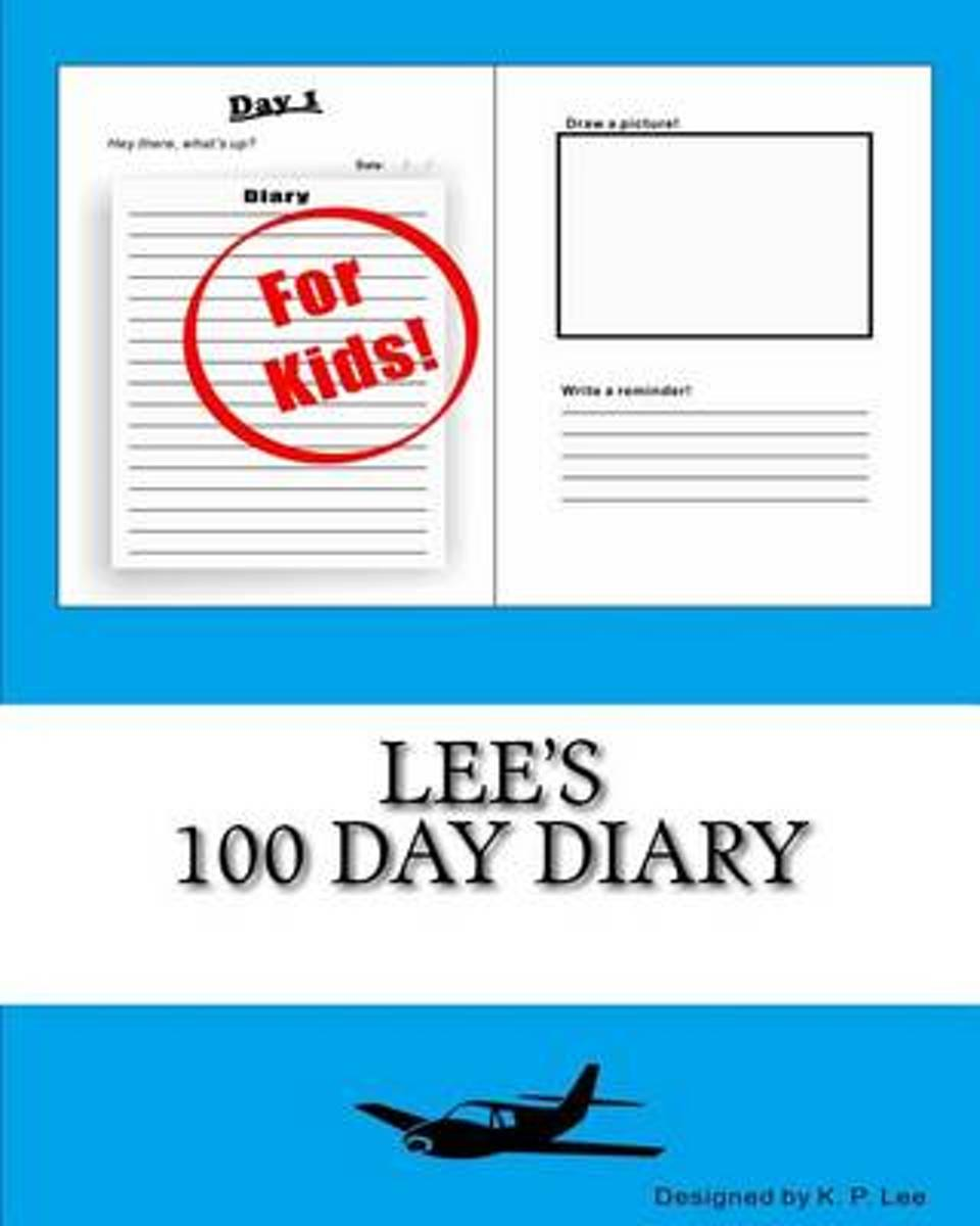 Lee's 100 Day Diary