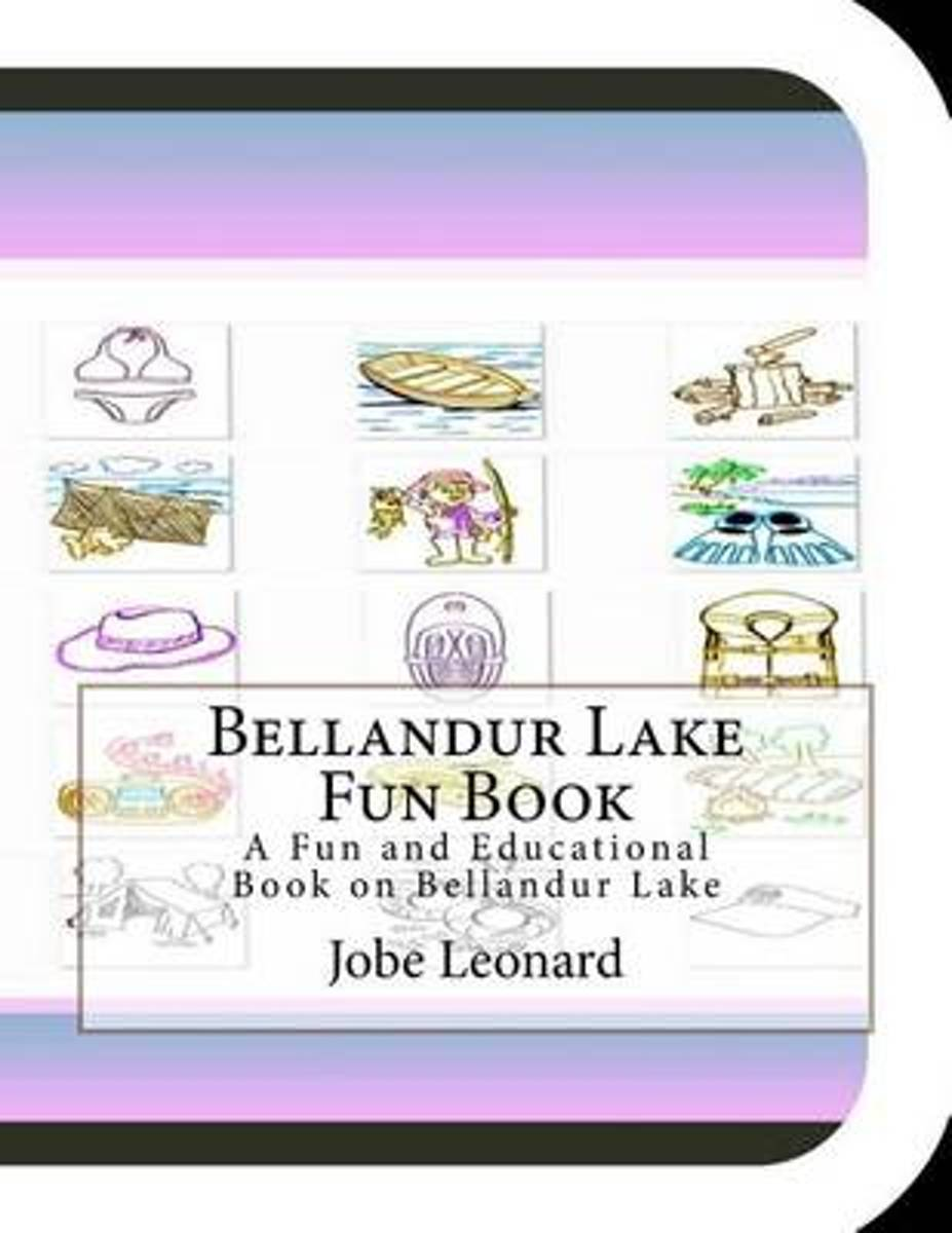 Bellandur Lake Fun Book