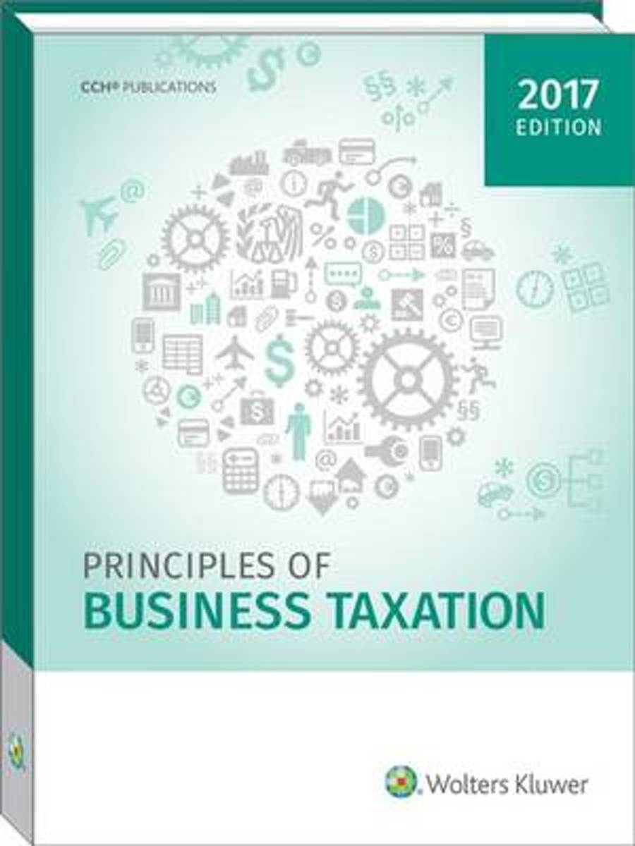 Principles of Business Taxation-2017