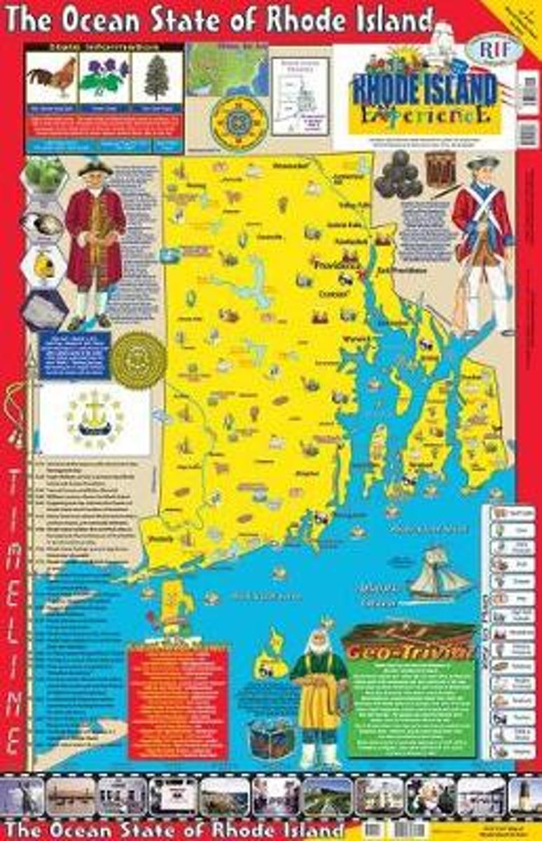 The Rhode Island Experience Poster/Map!