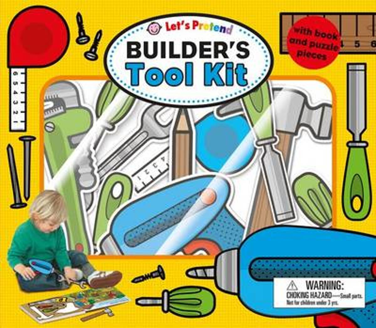 Let's Pretend Builders Tool Kit