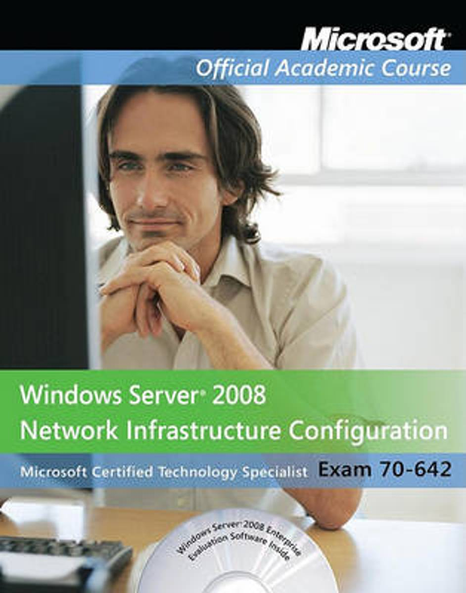 Windows Server 2008 Applications Platform Configuration (70-643) + MOAC Virtual Lab Standalone Registration Card