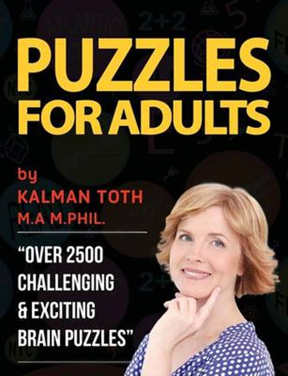 Puzzles for Adults