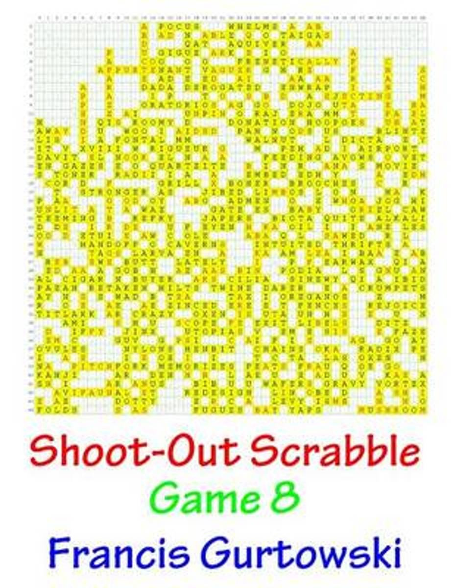 Shoot-Out Scrabble Game 8
