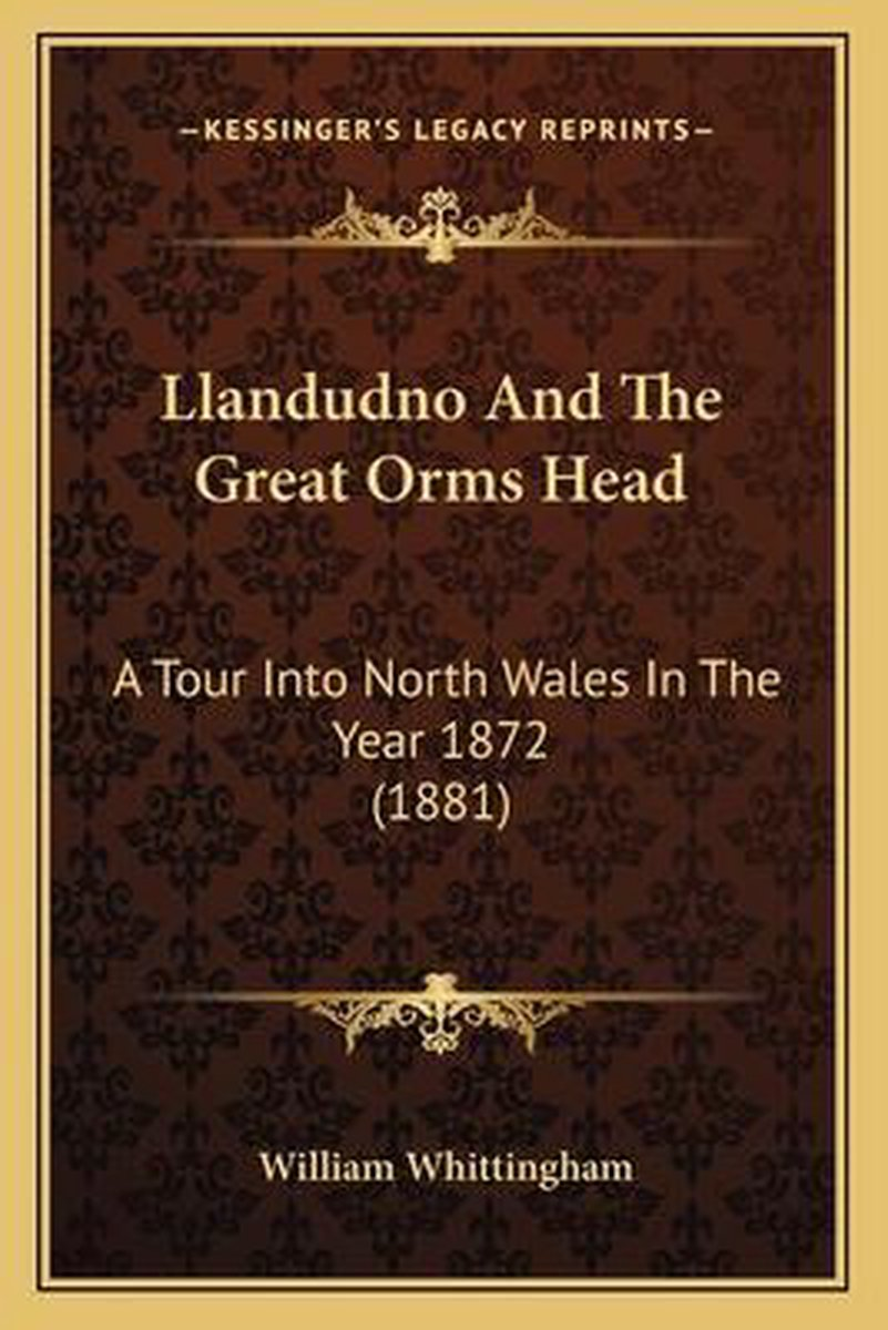 Llandudno and the Great Orms Head