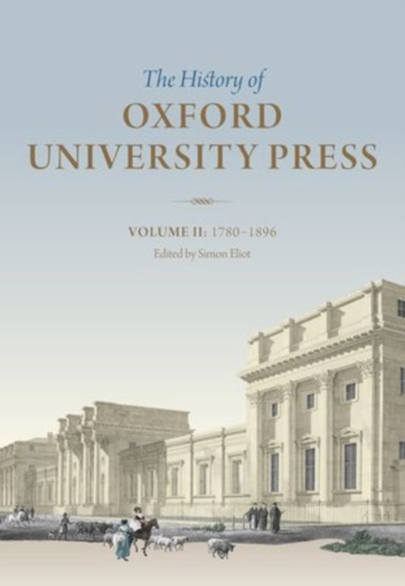 The The History of Oxford University Press