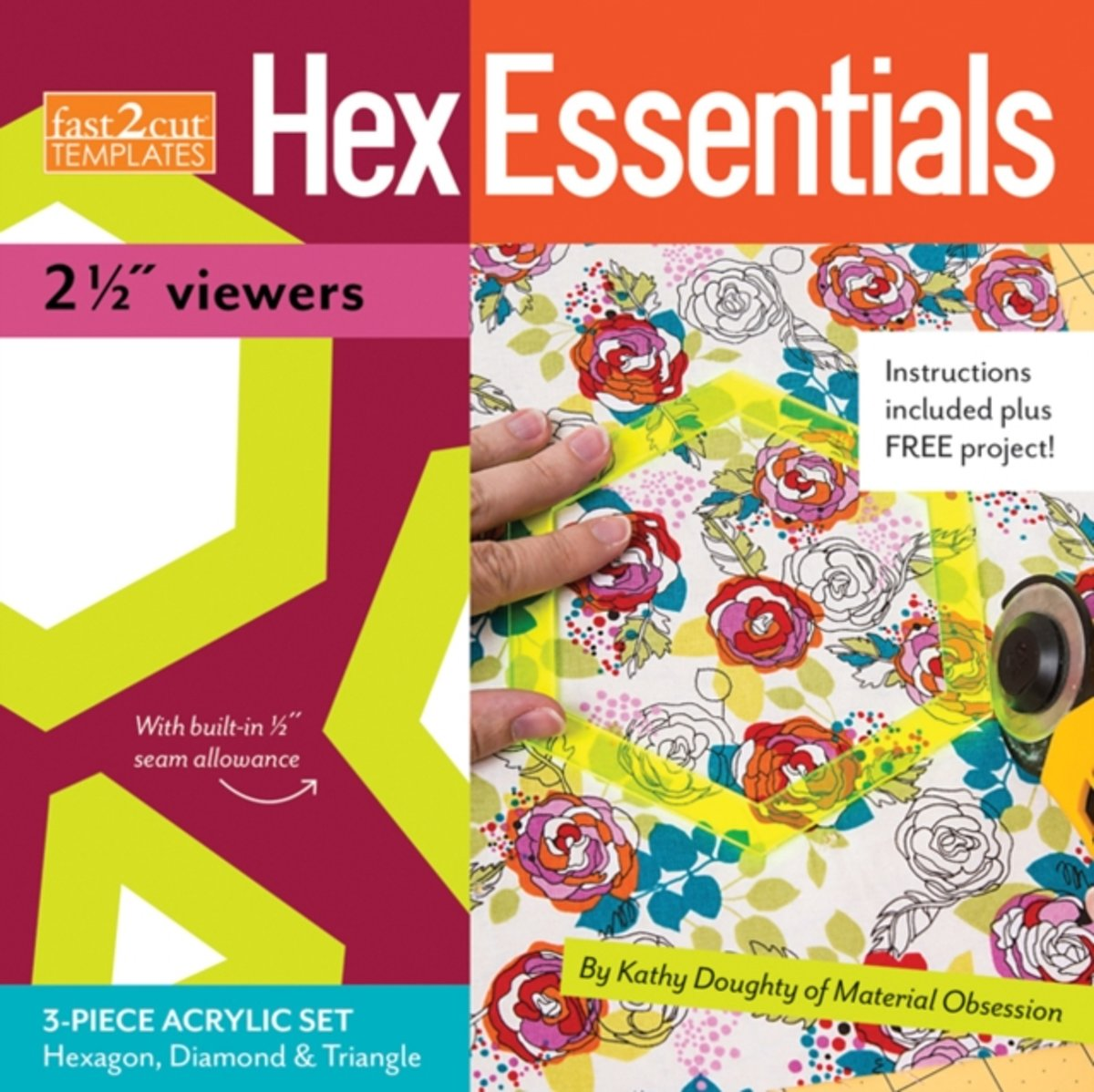 Fast2cut Hexessentials 21/2  Peepers
