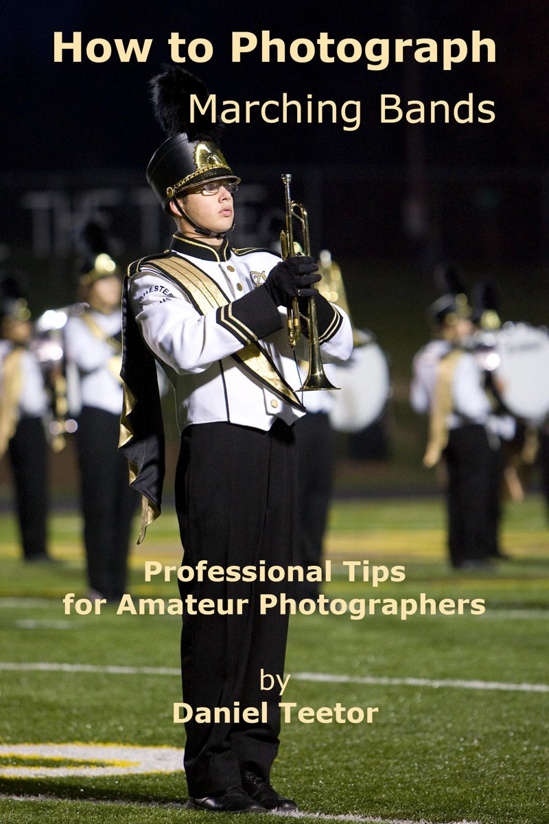 How to Photograph Marching Bands