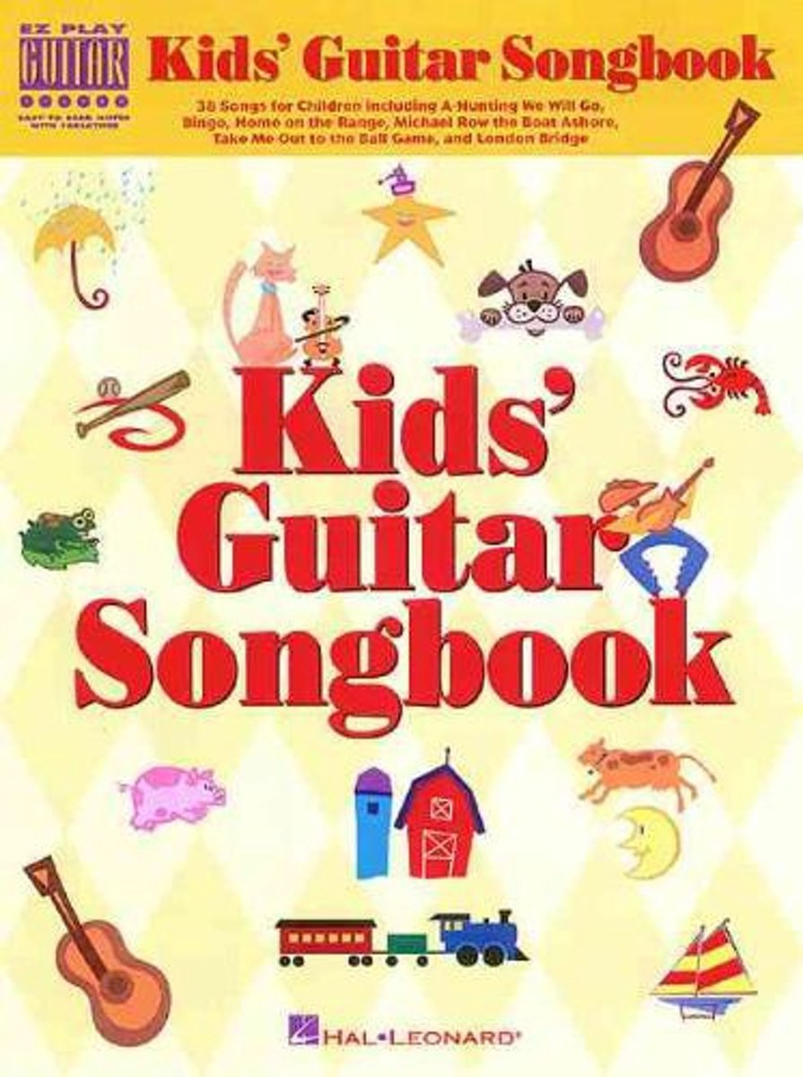 Kids' Guitar Songbook