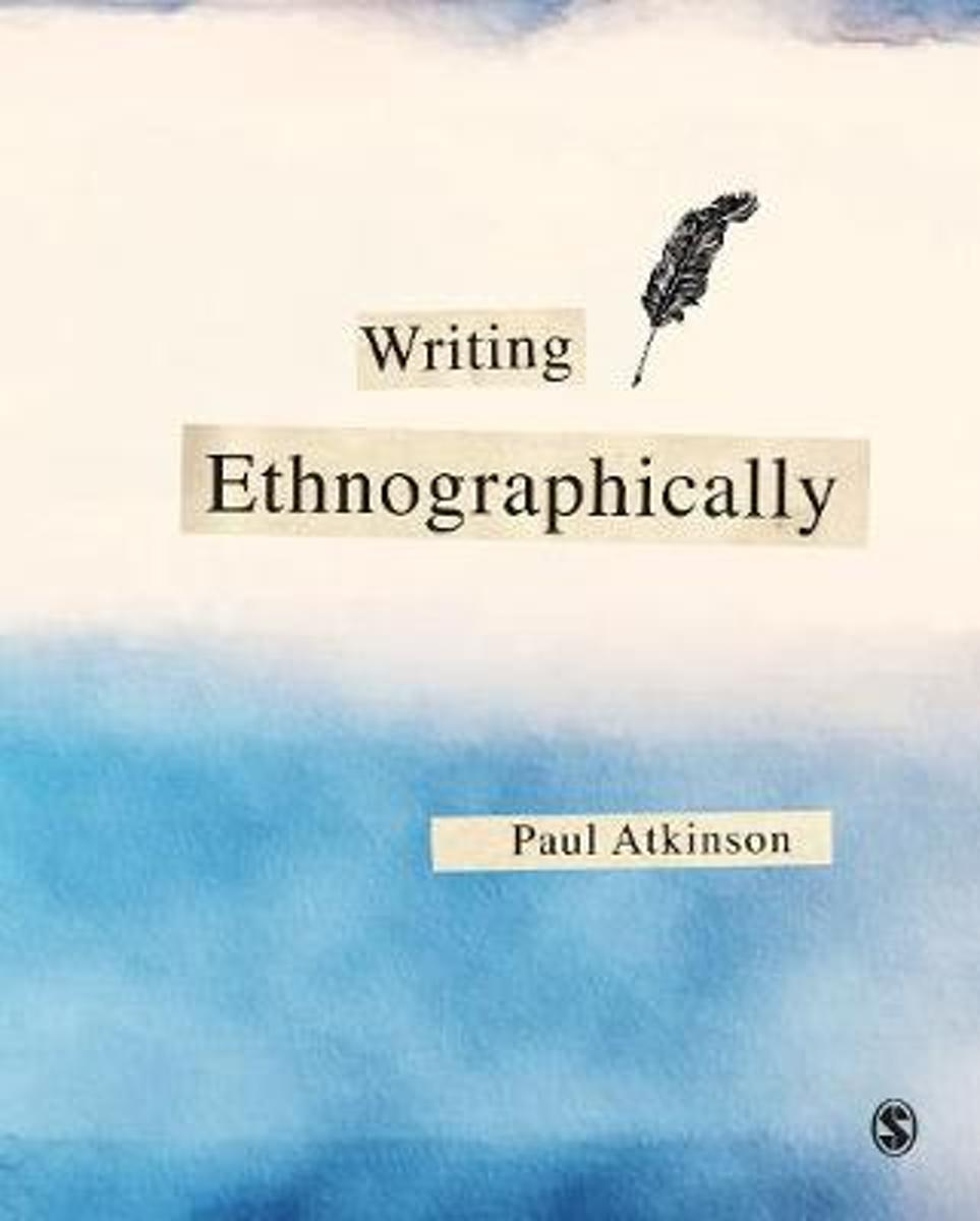 Writing Ethnographically