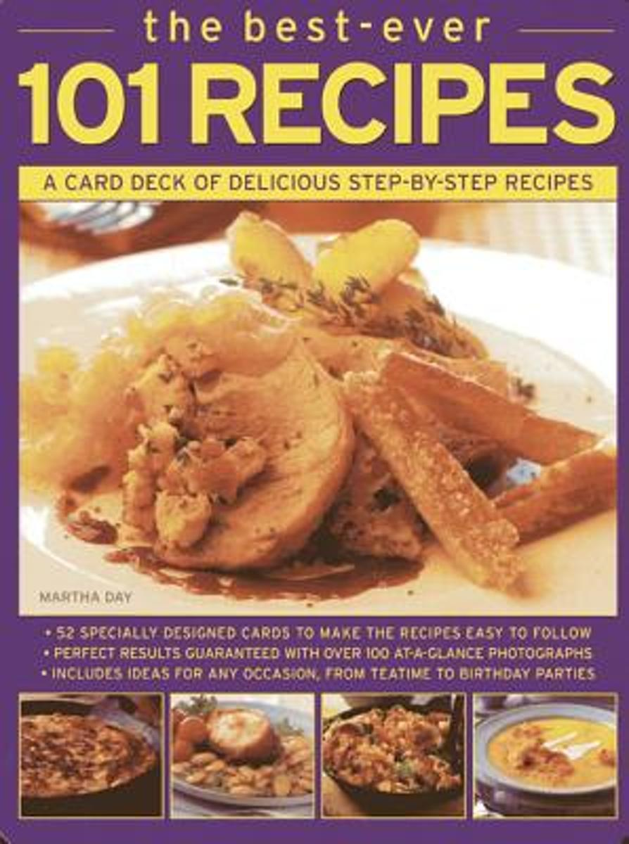 The Best-Ever 101 Recipes