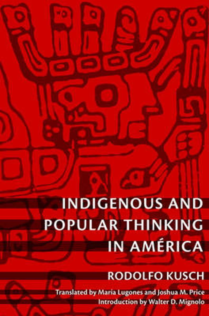 Indigenous and Popular Thinking in America