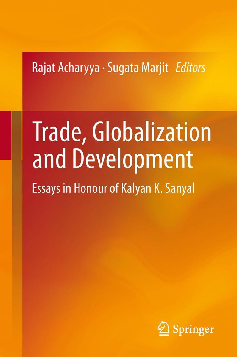 Trade, Globalization and Development