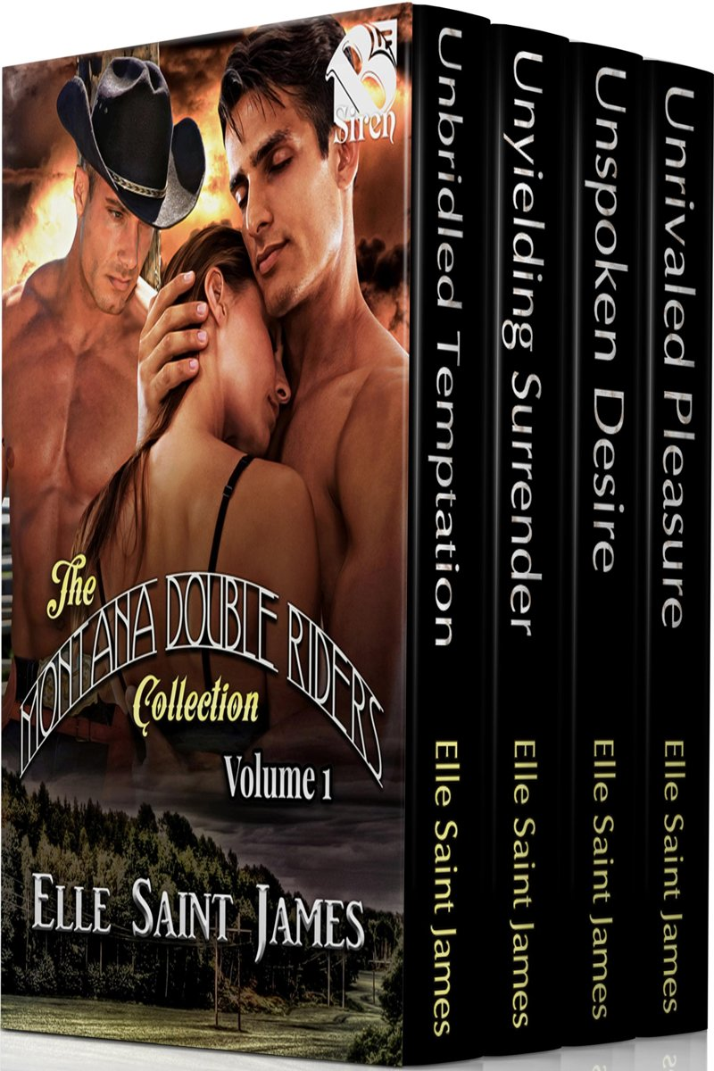The Montana Double Riders Collection, Volume 1
