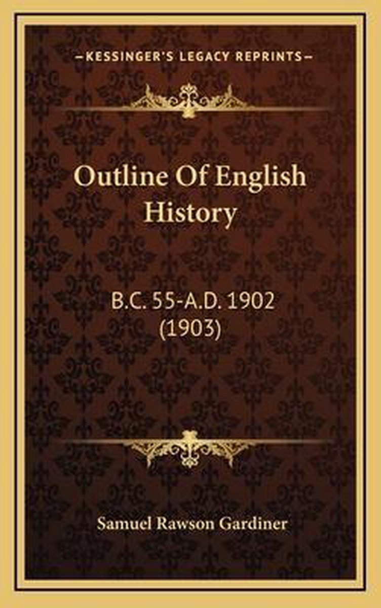Outline of English History