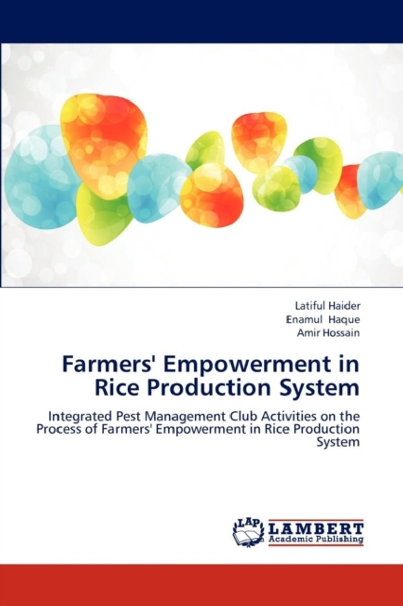 Farmers' Empowerment in Rice Production System