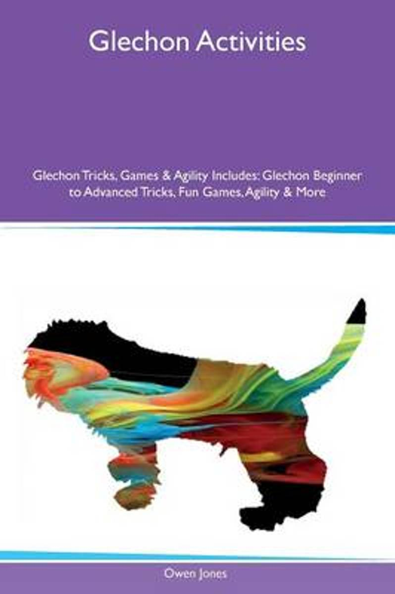 Glechon Activities Glechon Tricks, Games & Agility Includes