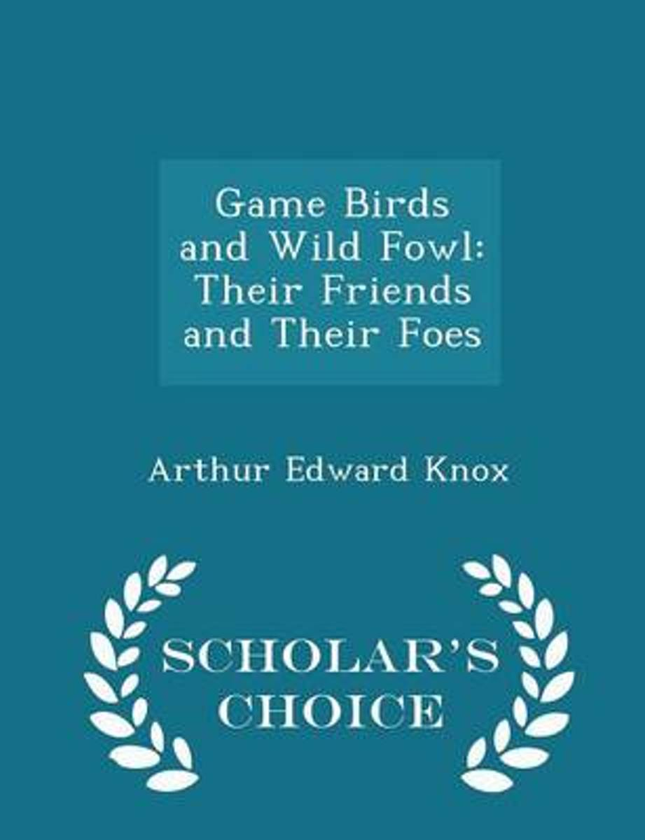 Game Birds and Wild Fowl