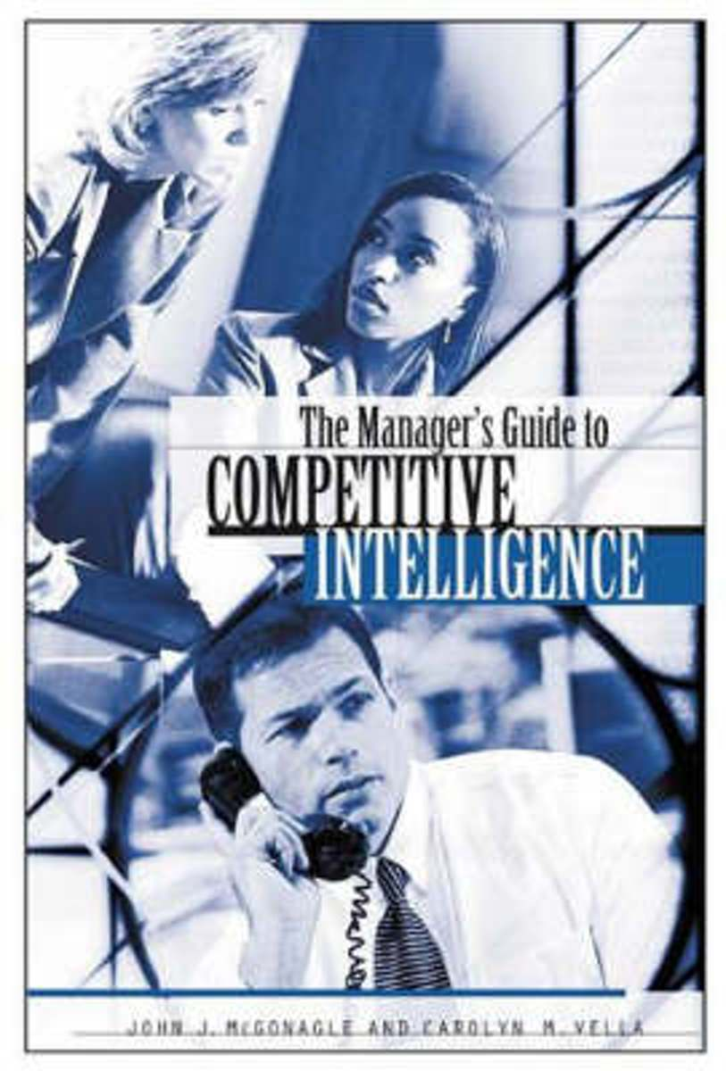 The Manager's Guide to Competitive Intelligence