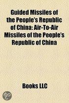 Guided Missiles Of The People's Republic Of China: Air-To-Air Missiles Of The People's Republic Of China