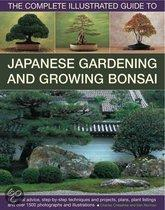Complete Illustrated Guide to Japanese Gardening and Bonsai
