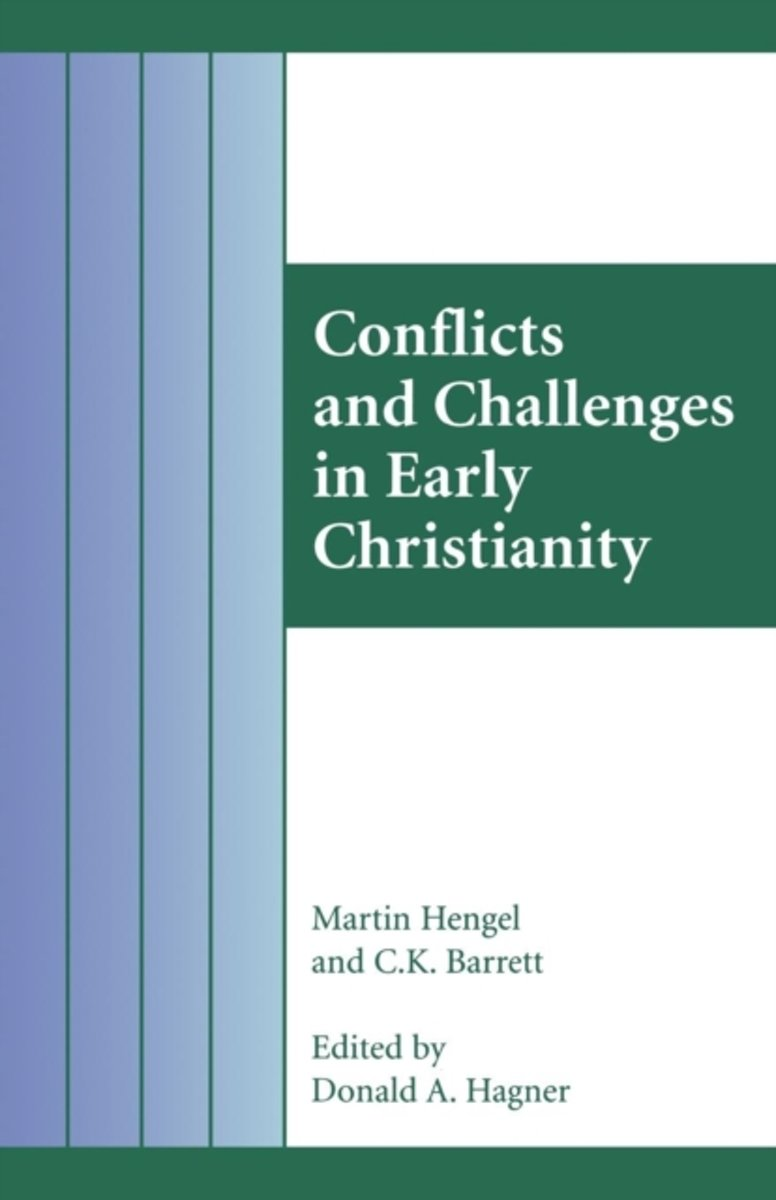 Conflicts and Challenges in Early Christianity