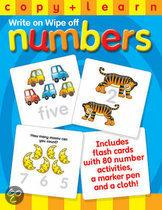 Copy And Learn Numbers